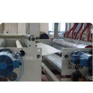 供应PVC保鲜膜流延机/挤出机
