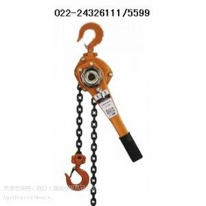 供应日本/东洋手扳葫芦内涵多层齿轮,咬合力强