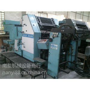 供应罗兰OB四开双色胶印机二手印刷机二手印刷设备