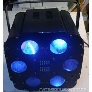 供应大功率led六眼灯 刘眼泡泡灯 水母灯 六眼激光灯