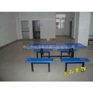 供应阜沙食堂餐桌,长凳餐桌椅规格,10人餐厅桌椅价格报价