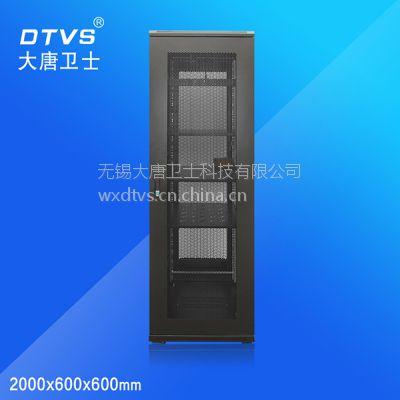 大唐卫士D1-6642网络机柜42U标准机柜科技提供