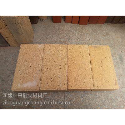 供应山东米黄色烧结砖陶土砖透水砖