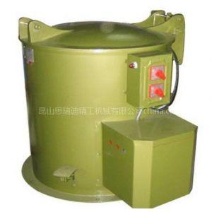 供应苏州上海昆山金属零件离心脱水机 离心脱油机 离心甩干机