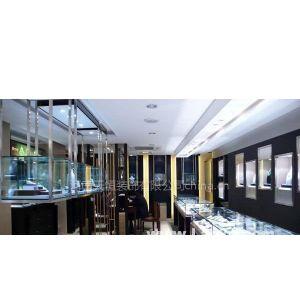 郑州珠宝店设计,珠宝店装修设计,郑州珠宝店装修公司