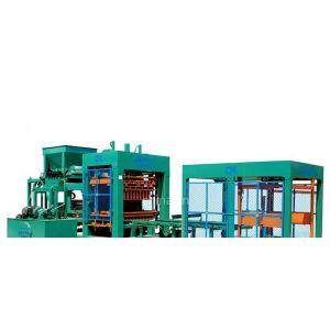 供应自动砖块成型机(简易生产线)