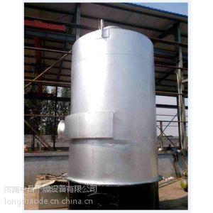立式燃煤热风炉-山东济南