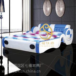 供应阿里巴巴实地认证 酒店情趣床 无极变速电动床 电动红床 厂家直销