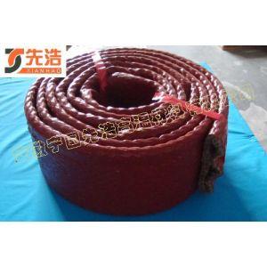 供应钢厂专用硅橡胶玻纤套管