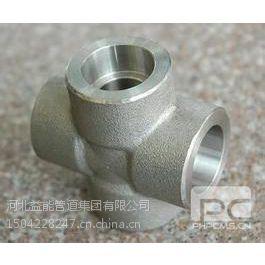 碳钢制防锈对焊四通