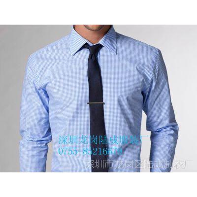 2014年秋款长袖纯棉衬衫 商务男士上衬衣批发爆款批发可直销