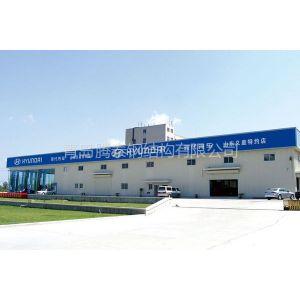 供应承接青岛开发区钢结构厂房工程