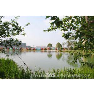 供应景观池循环系统 景观湖循环系统 景观鱼池循环系统 河南金瑞公司