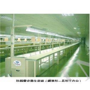 防静电皮带生产线