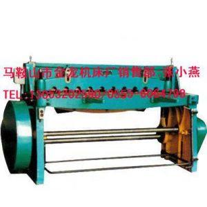 金龙Q11电动剪板机机械剪板机