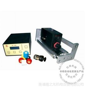供应华联品牌【MY-812A】枕式包装机同步跟踪墨轮打码机