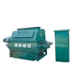 供应处理废钢渣回收金属铁提高选矿厂处理能力的铁矿干选机 干式磁选机