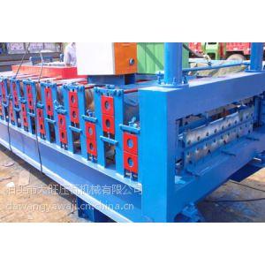 供应全自动彩钢设备压瓦机泊头厂家
