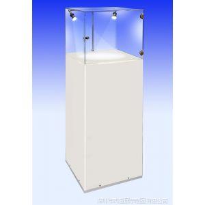 供应透明罩,带灯,有机玻璃展示柜,陈列柜,亚克力展柜