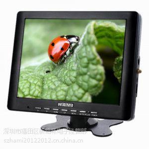 供应供应哈咪8寸H8007高清显示器,自动化设备专用显示器