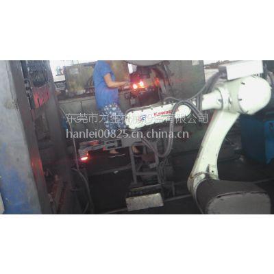 瑞士ABB机器人红冲自动生产线 锻压 进口机器人免费培训终身维护半径16000MM