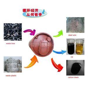 供应新型环保炼油设备废轮胎炼油废塑料炼油设备