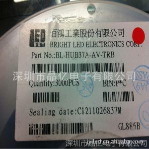 供应原装佰鸿0402红灯 BL-HUB37A-AV-TRB led发光二极管0402