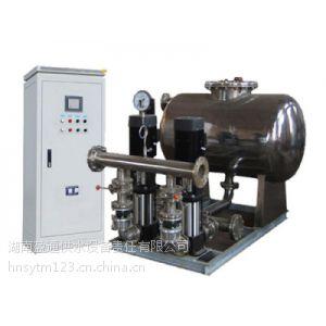 供应无负压稳流变量分压供水设备