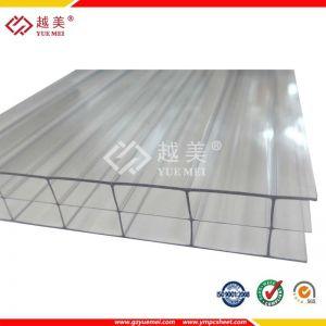 供应透明10mmPC阳光板 十年质保