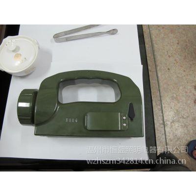 恒盛供应IW5510|IW5500|手摇式充电巡检工作灯
