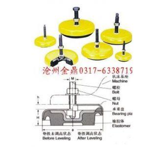 供应机床减震垫铁/调整垫铁/充气式冲床专用垫脚