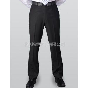 供应北京男士西裤定做、工作裤定做、北京服装定做