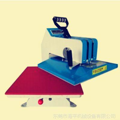 厂家直销 服装成衣热升华印花加工设备 美式高压摇头烫画机40*60