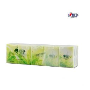供应 心相印手帕纸系列茶语系列三层加厚迷你型 纸手帕 正品