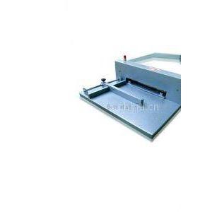 供应现代XD-320B精密厚层切纸机
