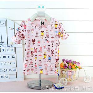 供应2013年新款童装童雨秋衣纯棉女童装宝宝长袖T恤打底衫 带批发