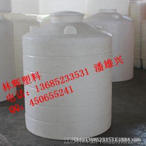 供应【厂家直供】水处理不易老塑料设备溶盐箱 3000L塑料溶盐箱