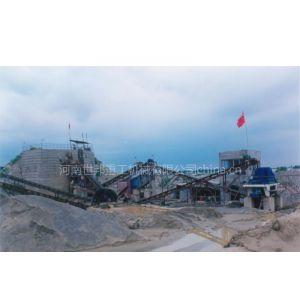 供应石料生产线全套设备 制砂生产线专业制作 河南世邦