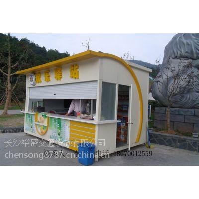 四川美食城小吃亭设计风格 成都新式【美食亭】新品制作价格