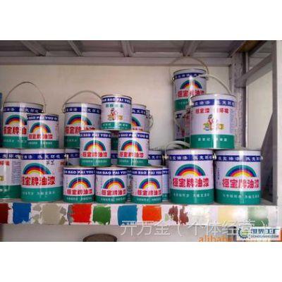 山东临沂大量供应大桶醇酸白漆
