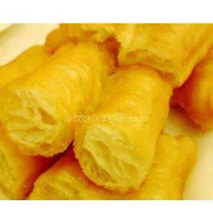 供应台湾脆皮大油条培训 无碱矾香酥大油条配方 安阳专业早点小吃培训