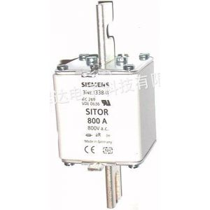 供应西门子(SIEMENS)快速熔断器/快熔/熔断器:3NA3680