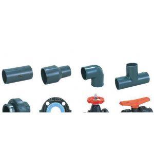 供应爱水龙可玲CLEAN-PVC洁净管道,管件,阀门