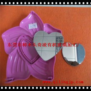 供应供应pvc塑料玩具镜镜片 PVC儿童车反光镜镜片 电动玩具车塑料镜片 皮具箱包专用PVC镜片