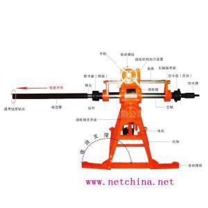 供应煤矿用坑道钻机/探水钻机(液压)200米