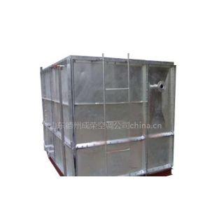 厂家直销生产秦皇岛热镀锌水箱