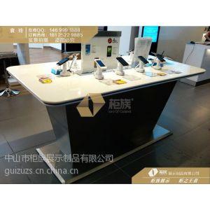 供应四川攀枝花三星智能手机体验柜台丨智能体验桌价格