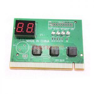 供应pci诊断卡主板2位电脑诊断卡 小板