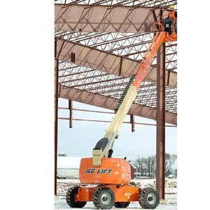 供应高空作业平台-高空作业车600s直臂式升降机-自行走高空作车