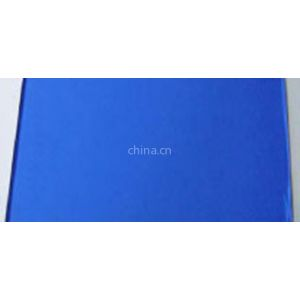 深蓝镀膜玻璃 dark blue Reflective glass CHINA